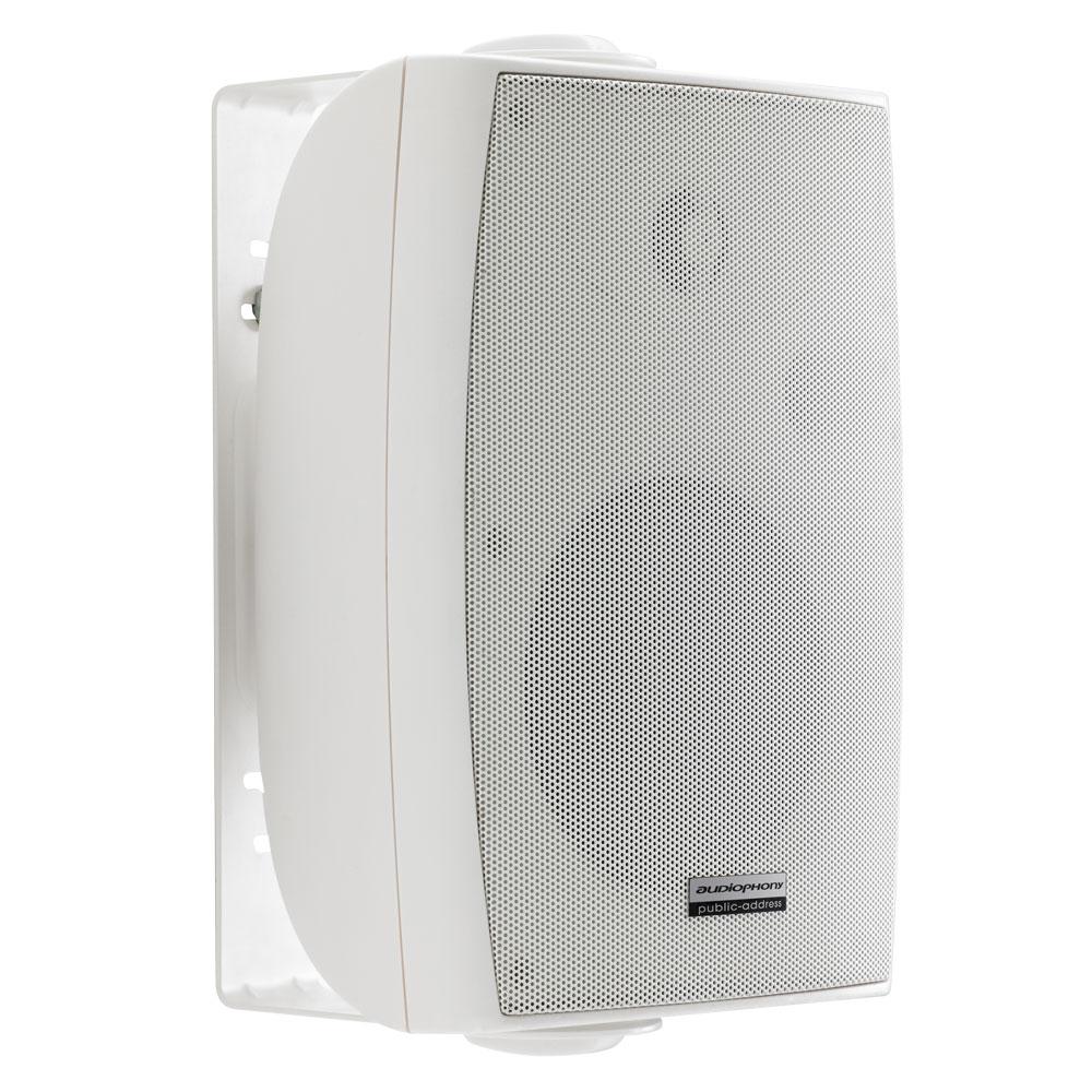 Installation speaker 80W HiFi or 100V - White