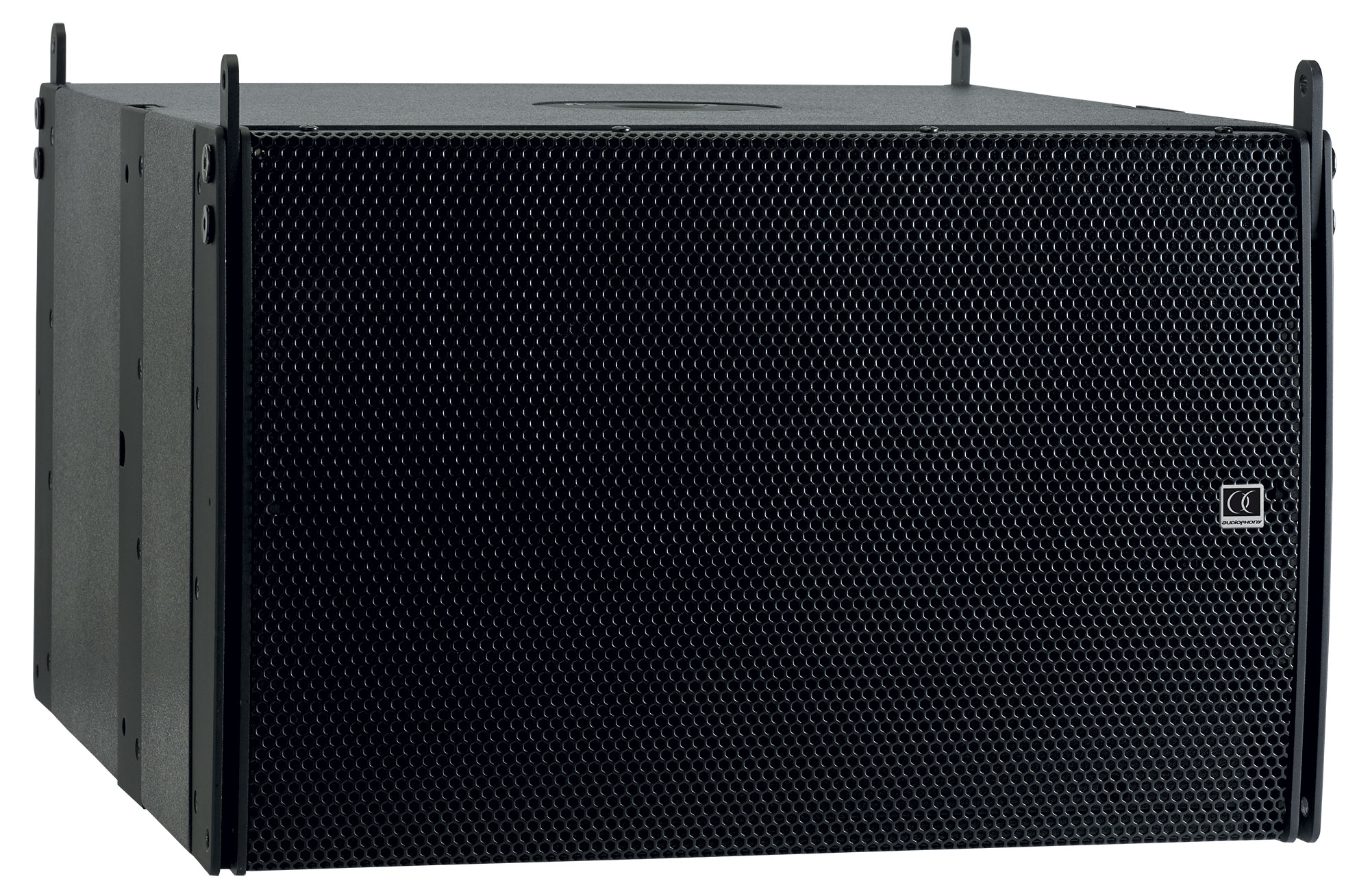 AUDIOPHONY Subwoofer for active, compact line array system 2x10