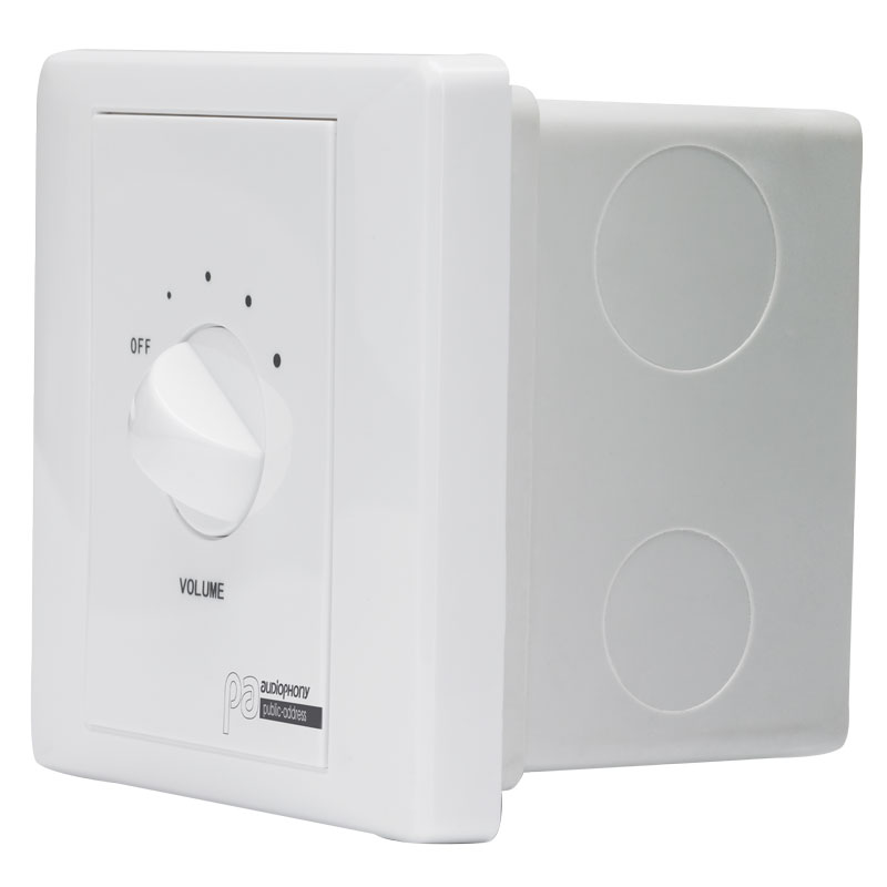 Housing box for REG60 wall-mounted controller