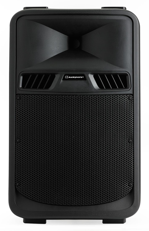 2-way self-powered speaker - Bass reflex  1