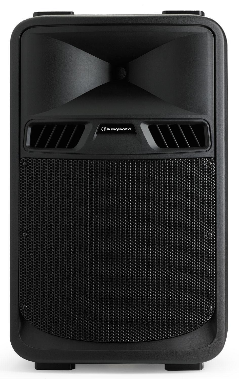 2-way self-powered speaker - Bass reflex 400W RMS