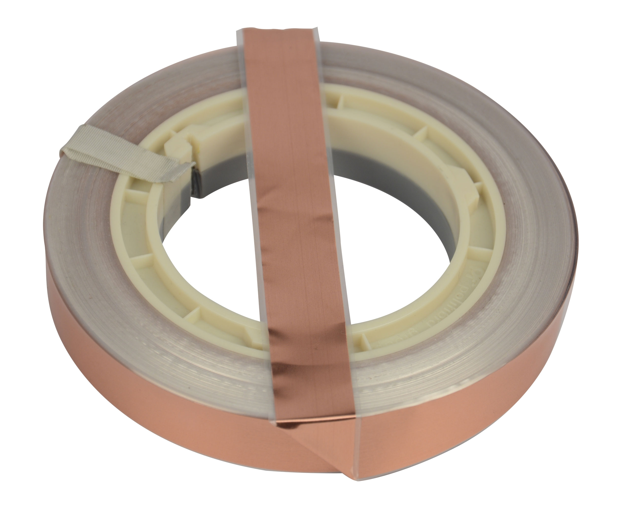 Copper tape 50m long - 18mm wide and 0.1mm thick