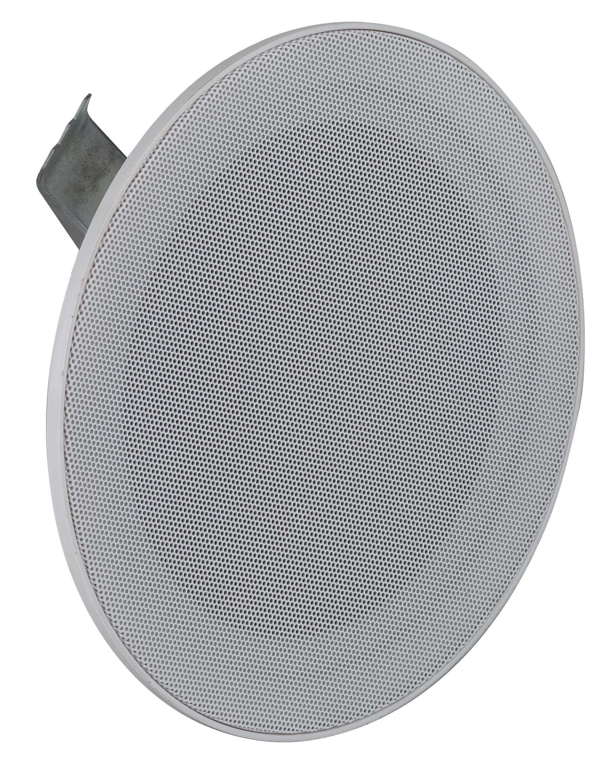 Recessed ceiling speaker for 100V amplifiers