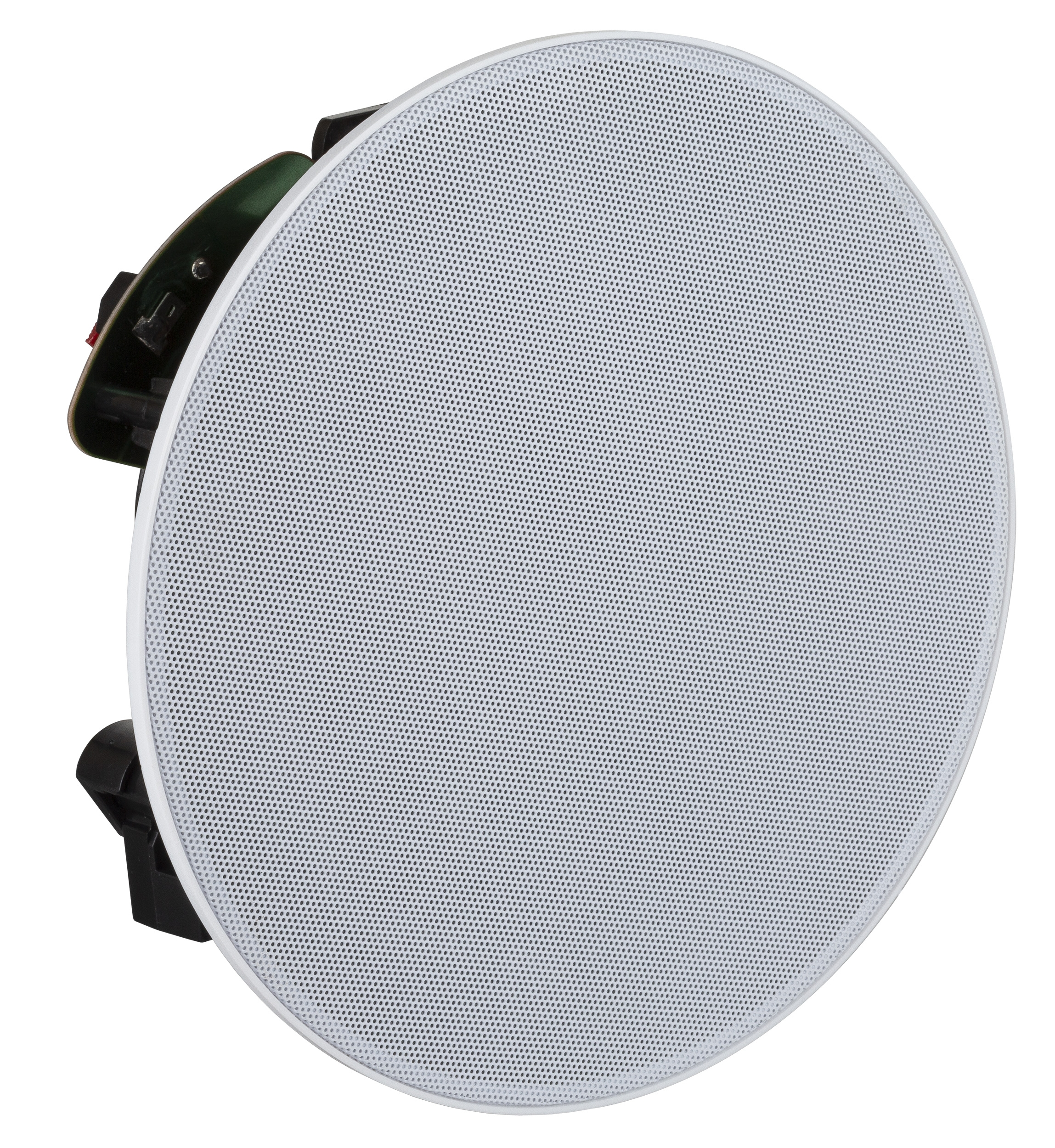 Recessed ceiling speaker for 100V and 8 Ohms amplifiers