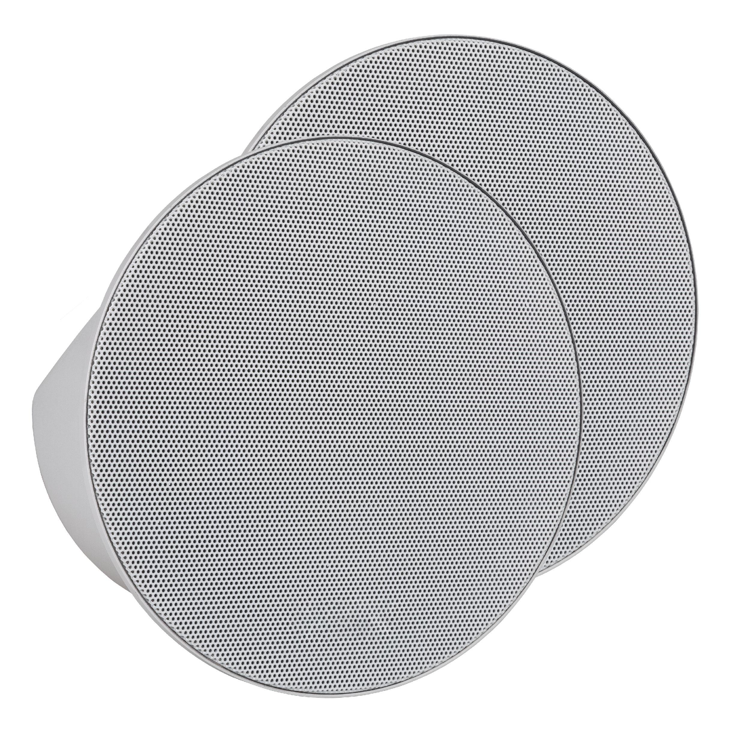 2x 6.5ÔǦ active ceiling speakers 2x 10W Bluetooth 4.0