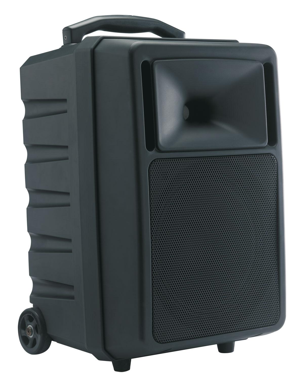 Battery-powered portable sound system 180W <p hidden>accu akku</p>