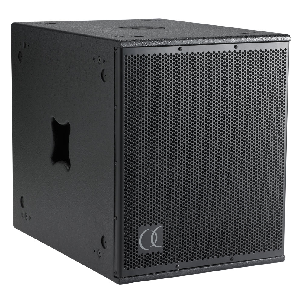 600W RMS passive subwoofer with 15