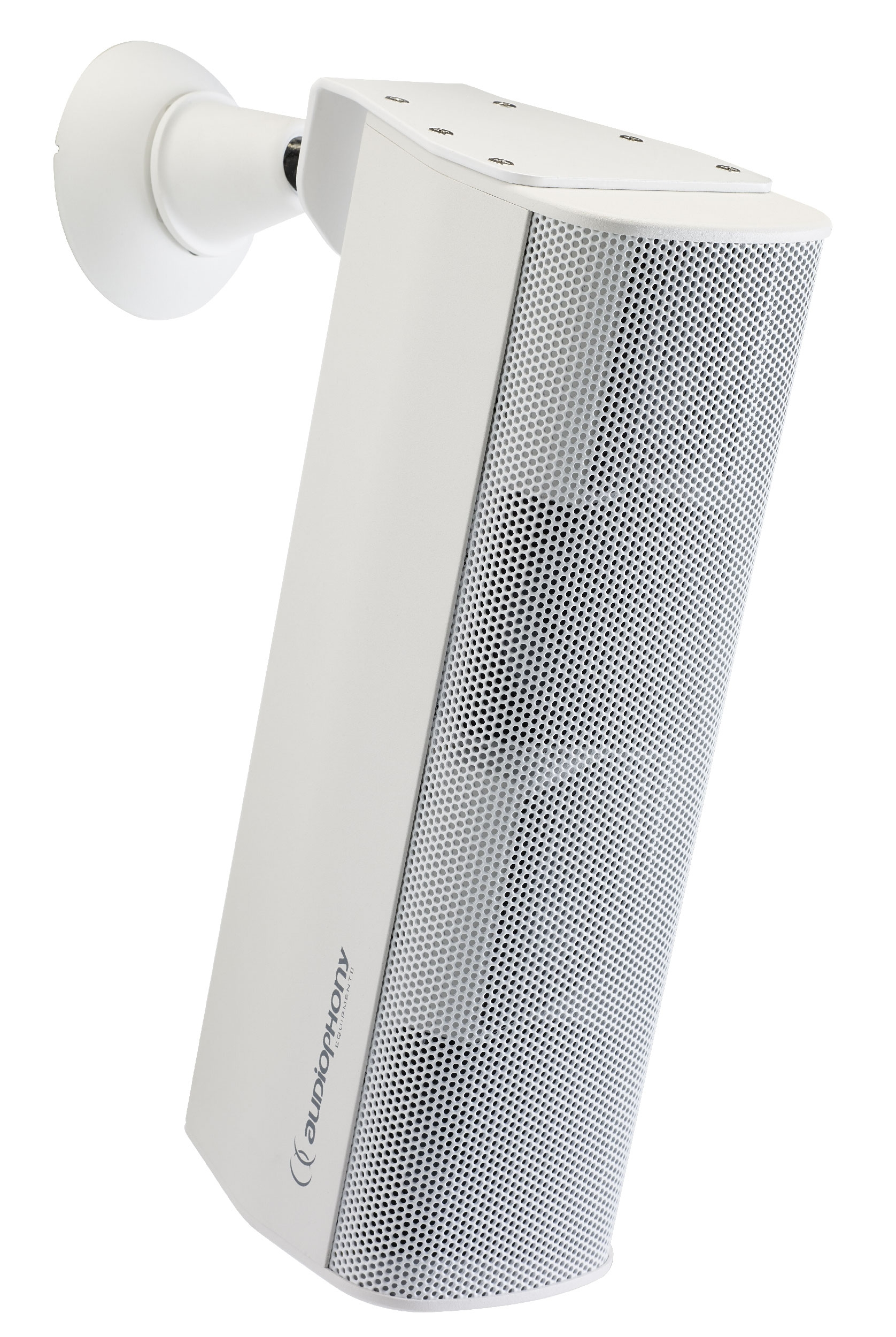Adjustable wall mount for iLINE23w and iLINE43w - White