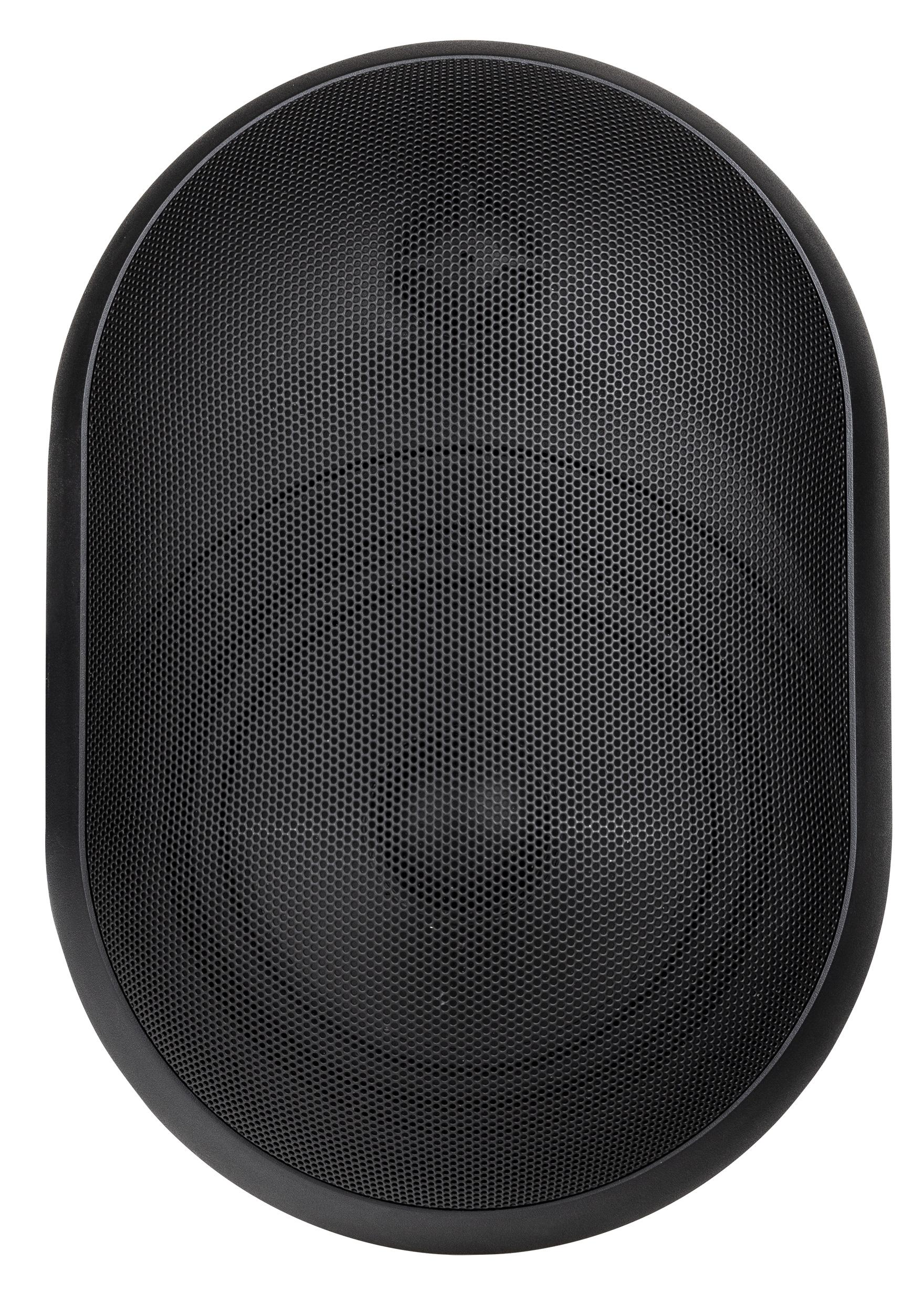 Tropicalized speaker 100V 15~30W 16 Ohms - Black - IP55