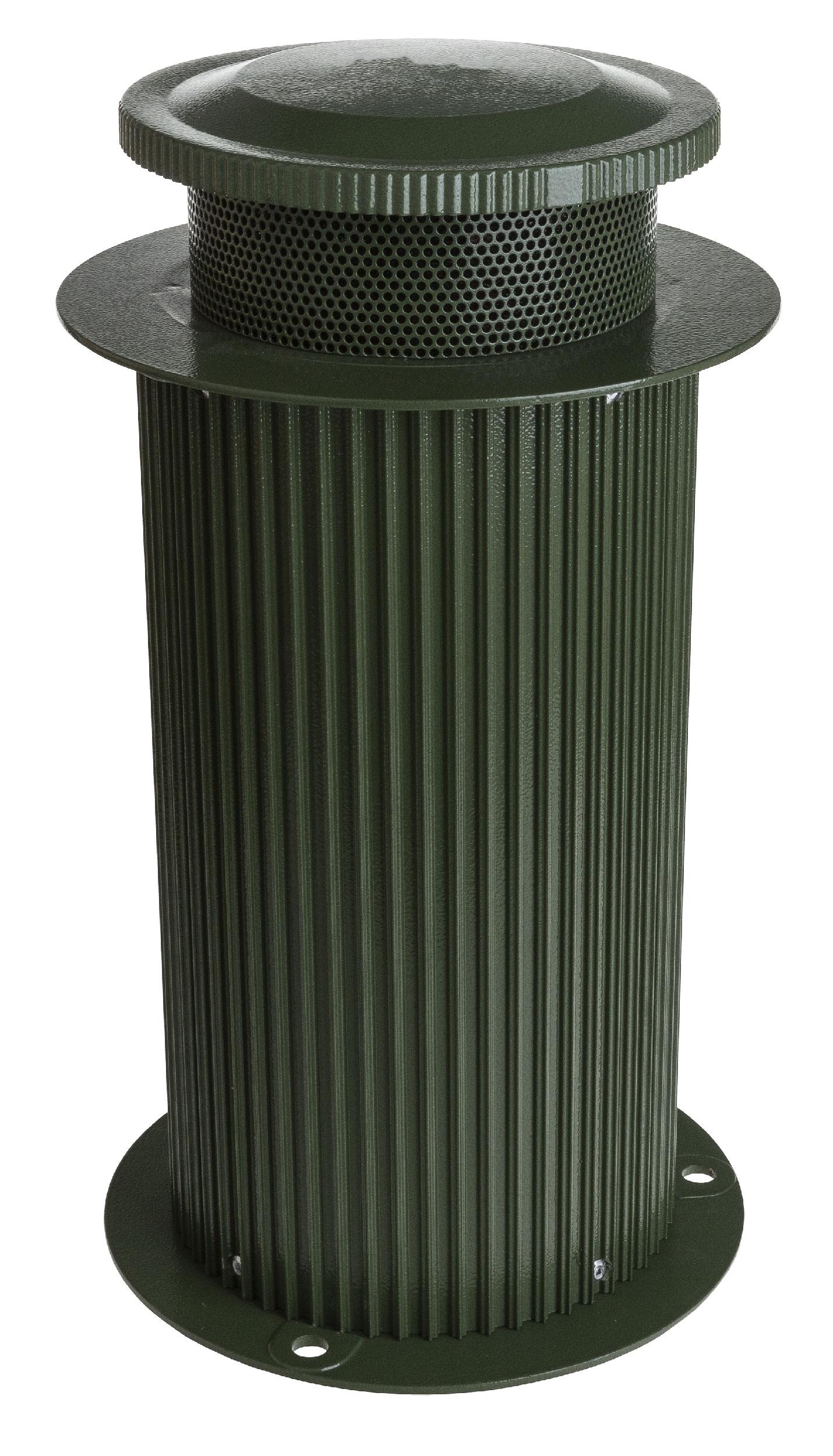 Discrete garden speaker with IP66 45W 6.5