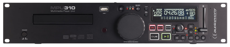 Professional CD / USB / MP3 player
