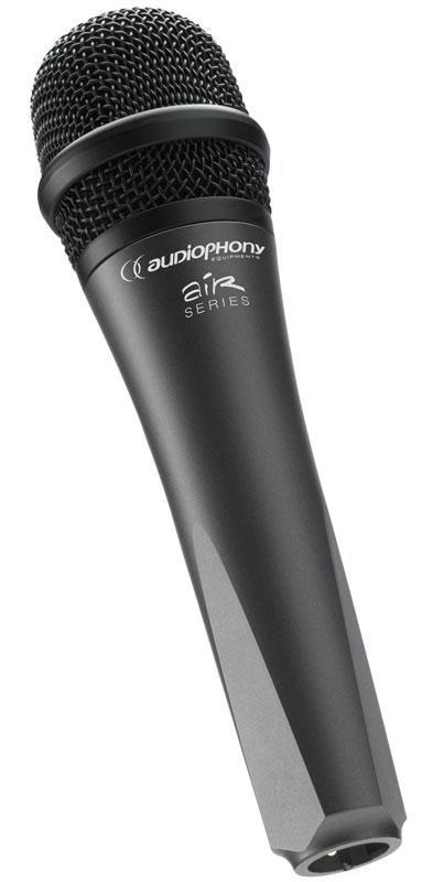 Cardioid dynamic microphone