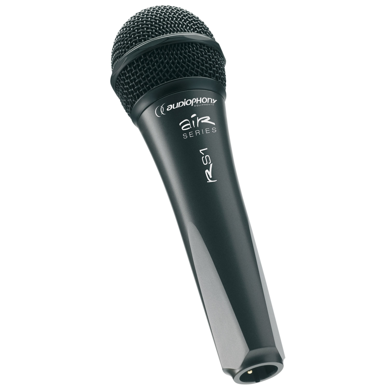 Dynamic cardioid microphone