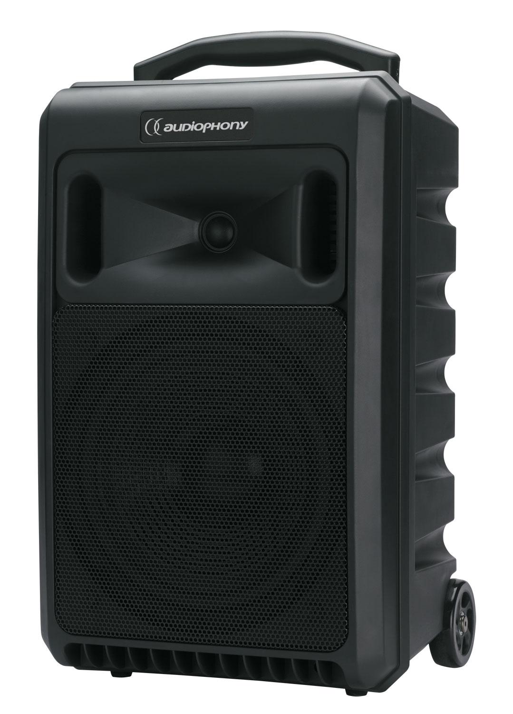 Battery-powered portable sound system 120W <p hidden>accu akku</p>