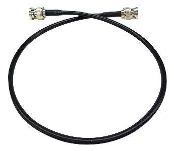 BNC/BNC Antenna 1m extension cable